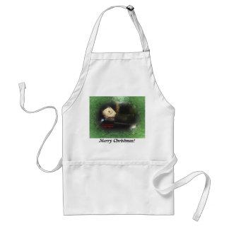S'Mores Sleeping Bag Green Apron