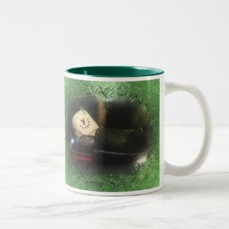 S'Mores Sleeping Bag Green Mug