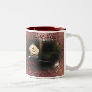 S'Mores Sleeping Bag Red Mug