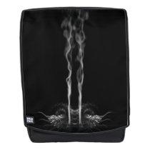 SMOULDER NOIR Black Dragon Smoke Backpack