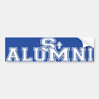 SMS Alumni Bumper Sticker