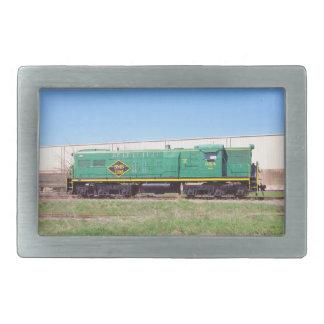 SMS Railroad Lines Baldwin AS616 #554 Belt Buckle