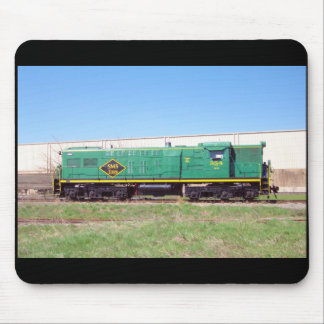 SMS Railroad Lines Baldwin AS616 #554 Mouse Pad