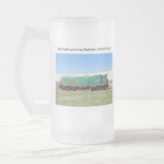 SMS Railroad Lines Baldwin AS616 # 554 Coffee Mug