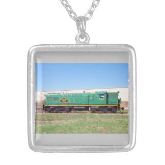 SMS Railroad Lines Baldwin AS616 #554 Necklace