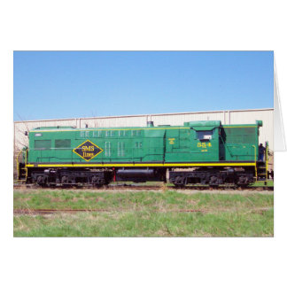 SMS Railroad Lines Baldwin AS616 #554 Note Card