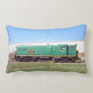 SMS Railroad Lines Baldwin AS616 #554 Throw Pillow