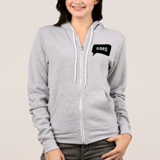 SMS Text Hoodie