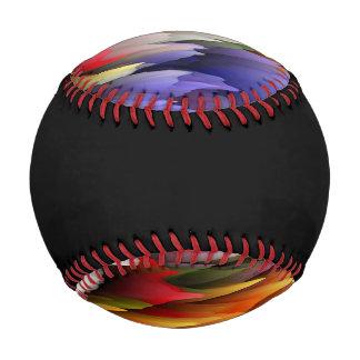 smudge flowers (I) Baseballs