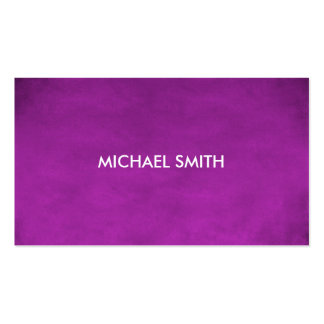Smudge - The Business Card