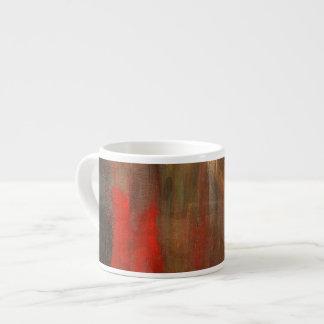 Smudged Canvas Espresso Cup