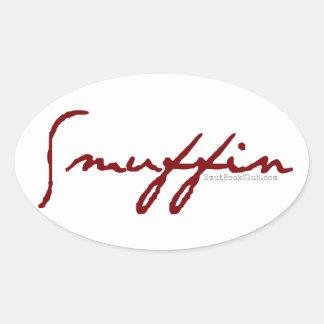 Smuffin Sticker