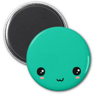 Smug 2 Inch Round Magnet