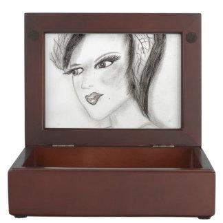SMUG 30s Girl Memory Box