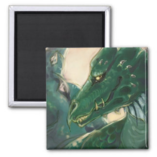 Smug Dragon Magnet