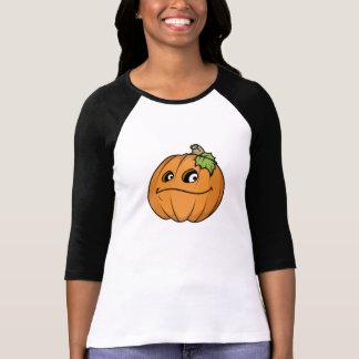 Smug Halloween Pumpkin T-Shirt