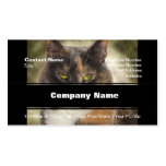 Smug Kitty - Do What You Want? Double-Sided Standard Business Cards (Pack Of 100)