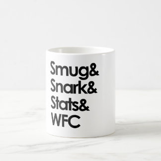 Smug.Snark.Stats.WFC Coffee Mug