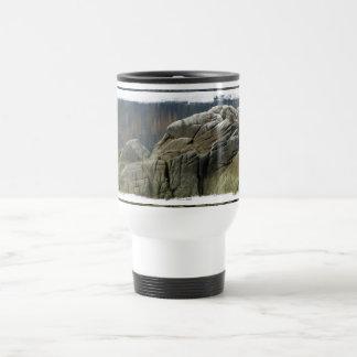 Smuggler's Cove Shoreline Mug