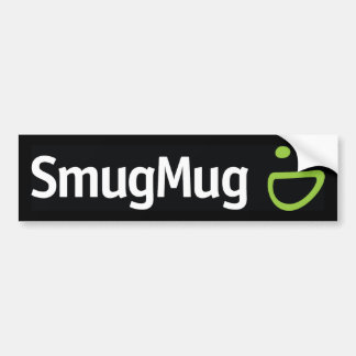 SmugMug Bumper Sticker