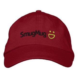 SmugMug Hat Embroidered Baseball Cap