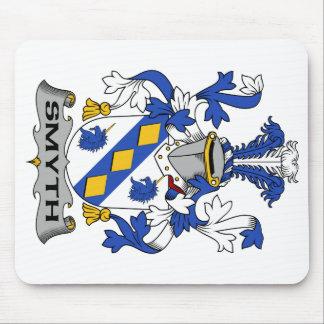 Smyth Family Crest Mouse Pad