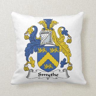 Smythe Family Crest Pillow