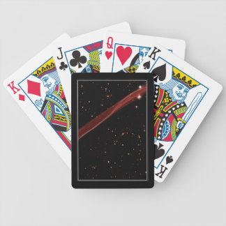 SN 1006 Supernova Remnant Bicycle Card Deck