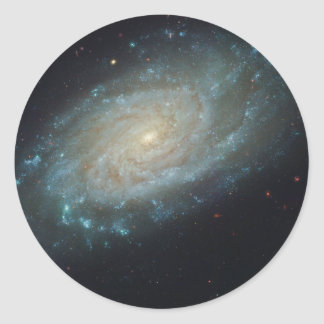 SN 1994AE de la galaxia NGC 3370 UGC 5887 de Pegatina Redonda