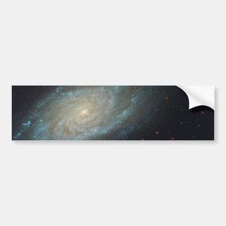 SN 1994AE de la galaxia NGC 3370 UGC 5887 de Silve Pegatina De Parachoque