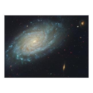 SN 1994AE de la galaxia NGC 3370 UGC 5887 de Silve Fotografía