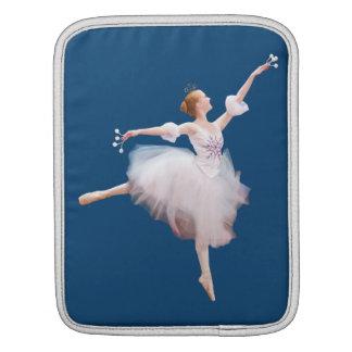 Sn Ballerina and Castanets iPad Sleeve