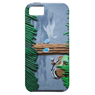 Snack After the Rain iPhone Case iPhone 5 Cases