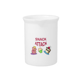 SNACK ATTACK DRINK PITCHERS