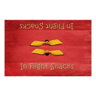 Snack Bag Topper Flyer