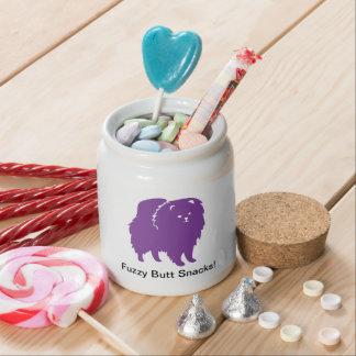 Snack Jar Candy Jars