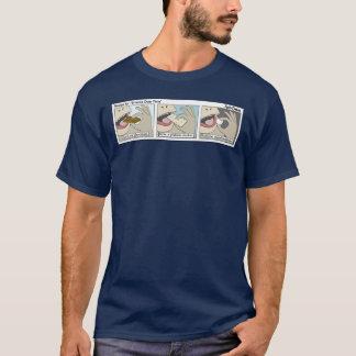 """Snack over Time"" haiku T-Shirt"