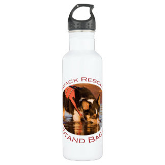 Snack Rescue!..Stand Back Water Bottle