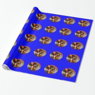 Snack Rescue!..Stand Back Wrapping Paper