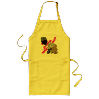 Snack Snack Long Apron