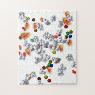 Snack Time Goodies Jigsaw Puzzle