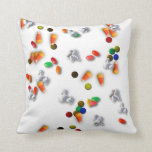 Snack Time Goodies Pillow