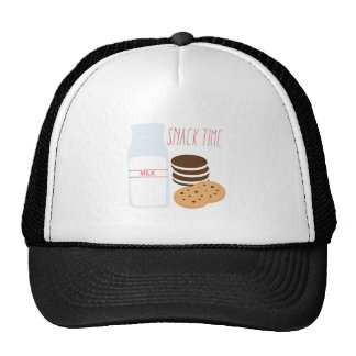 Snack Time Mesh Hats