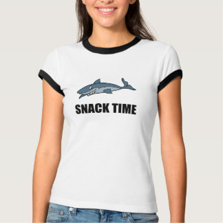 Snack Time Shark T-Shirt