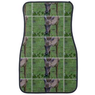 Snacking Deer Floor Mat