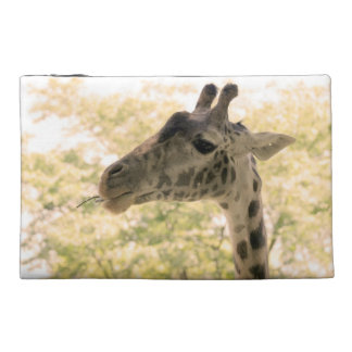 Snacking Giraffe Travel Accessories Bag