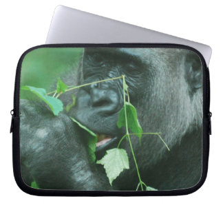 Snacking Gorilla Computer Sleeve