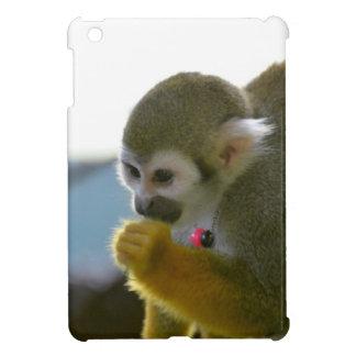 Snacking Squirrel Monkey iPad Mini Case