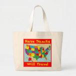 Snacks Bag