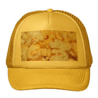 Snacks Food Kitchen Popcorn Crunchy Salty Party Mesh Hat